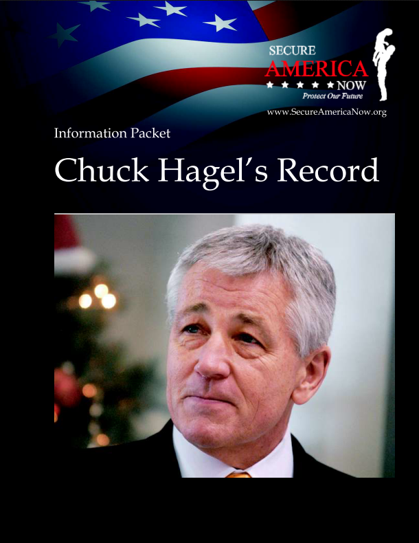 Chuck Hagel's record