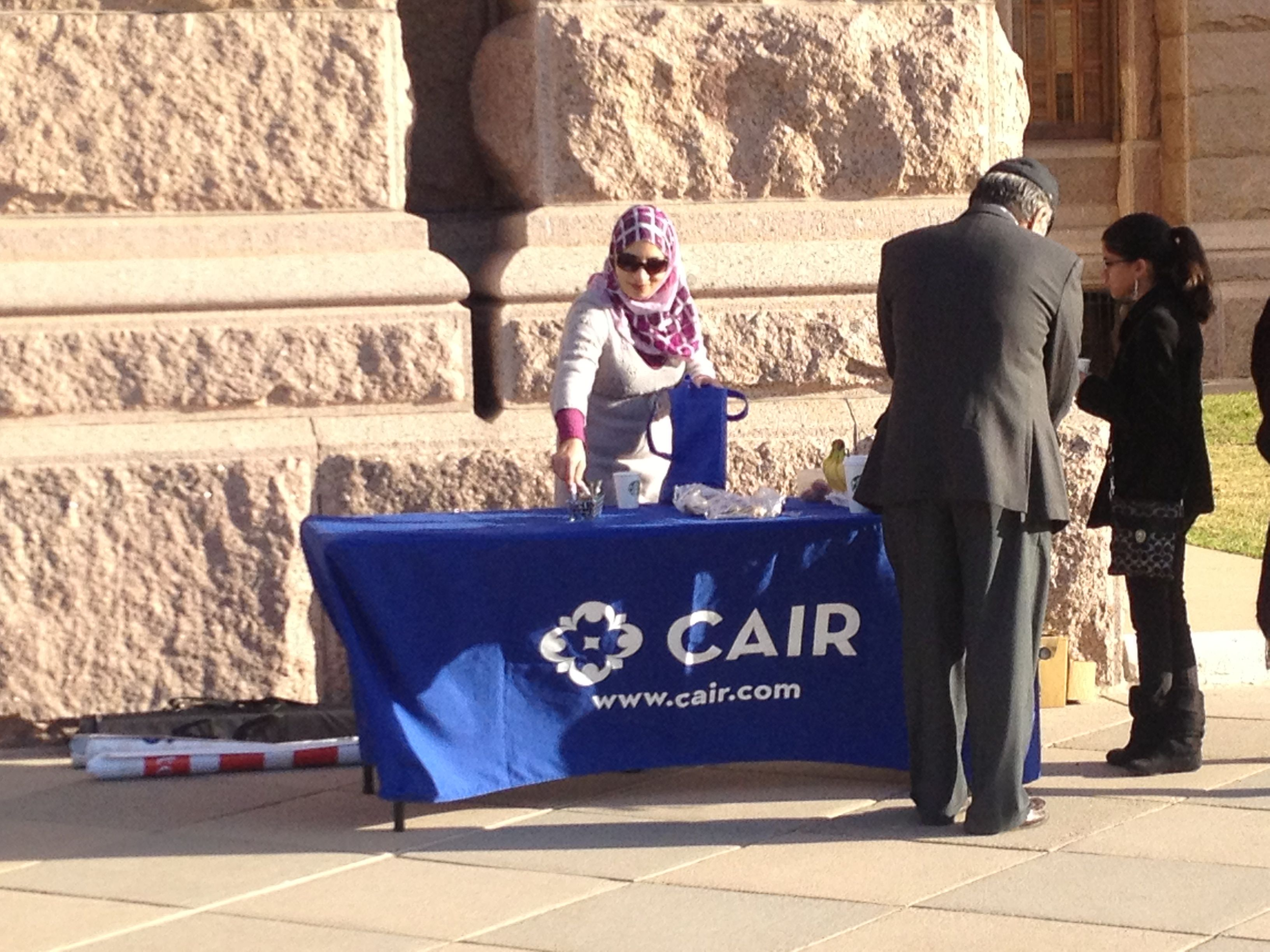 Texas Muslim Day at the Capital CAIR